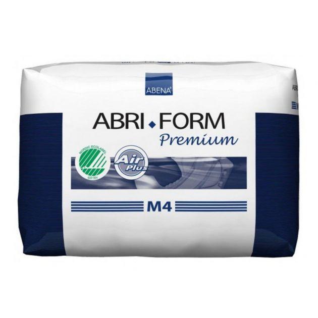 Abri-Form Premium M4 - Abena - Fralda geriátrica tradicional - Pacote com 14 unidades