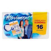 Bigfral Moviment G/XG - Fralda Geriátrica de Vestir - Pacote com 16 Unidades
