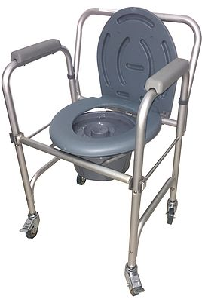 Cadeira de Banho Alumínio New Inspire - Mobil