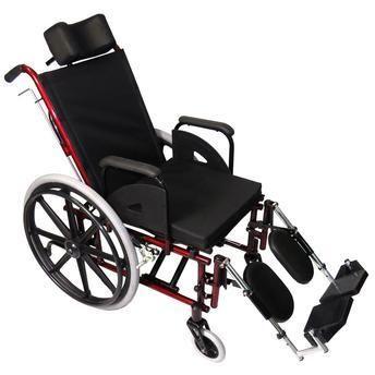 Cadeira de Rodas Reclinável Confort Tetra - Prolife