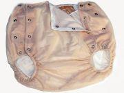 Calça Plástica com Botão Senior - G