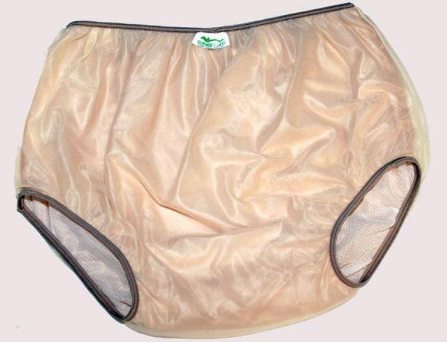 Calça Plástica sem Botão Senior - P