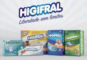 Higifral Premiun M - Fralda geriátrica tradicional - Pacote com 20 unidades