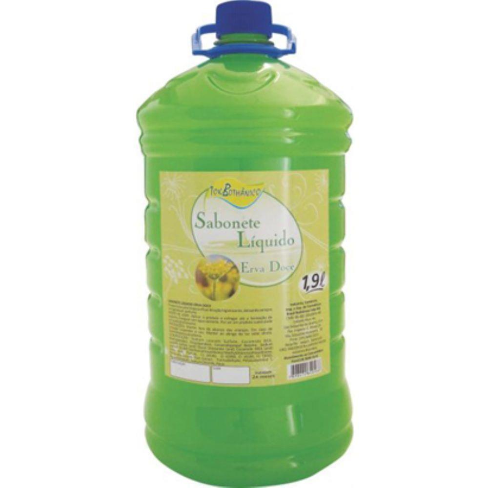 Sabonete Líquido Tok Bothânico - Erva Doce - 1900 ml